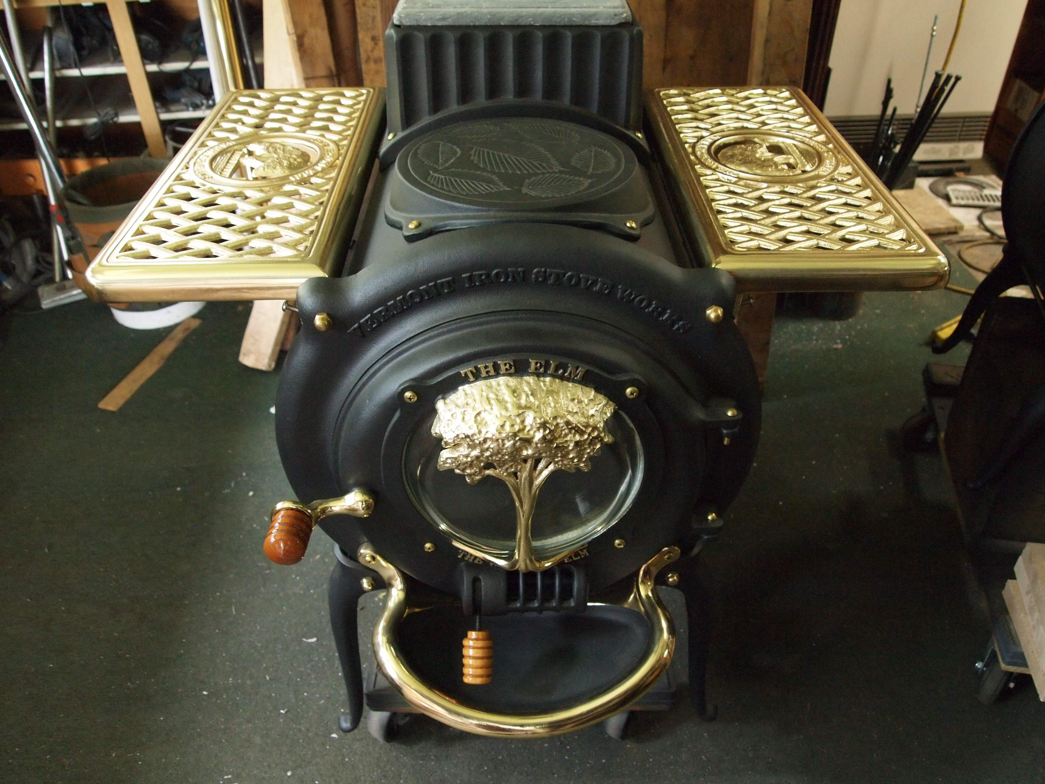 The Elm Stove Blog The Elm Wood Stoves By Vermont Iron